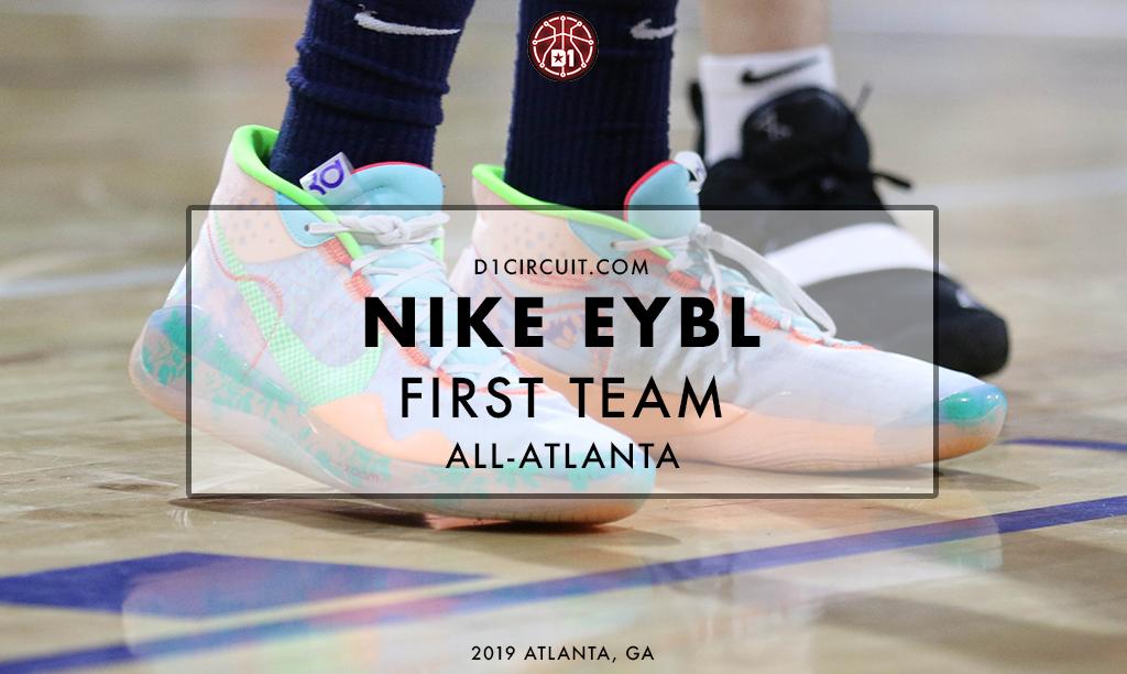 newest collection bf695 5b996 Nike EYBL All-Atlanta  First Team