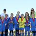 2nd place for U10 Girls White