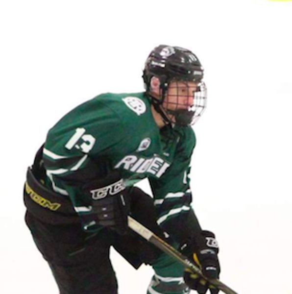 Jacob Marti Commits To Play Division I Hockey For Air