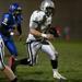 Fenwick's Robert Spillane runs for a touchdown