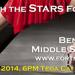 Dancing with the Stars Fort Mill 2014 Press Release