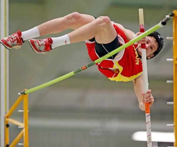 u of indoor track meet 2016 ford