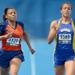 Evanston's Parker English runs to victory in 400