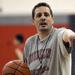Mundelein boys basketball coach Corey Knigge