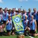 Senior Ladies Win Gold