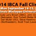 2014 IBCA Clinic