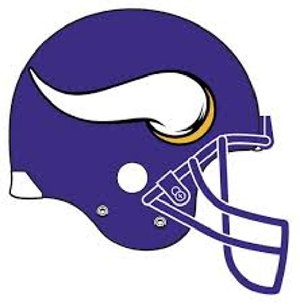 Football Vikings Logo Viking Football Helmet Clipart