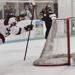 Shattuck's Grant Mishmash celebrates scoring last season for the U14 Champs against the Chicago Mission