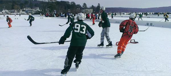 Labatt Blue Pond Hockey