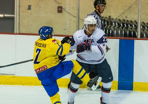 WJC: USA Smokes Sweden In Final Tune-up, 10-5; Reduces Roster To 24 - One More Cut To Come