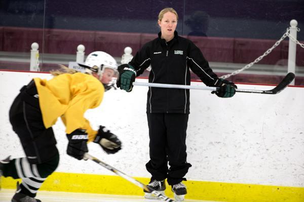Female coaches in girls' hockey still scarce, sometimes ...