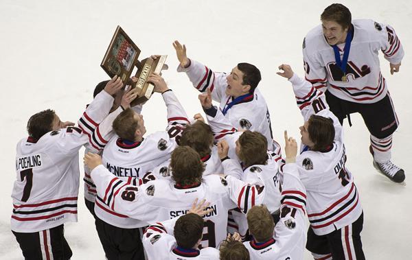 MN H.S.: Class 2A - Lakeville North Wins Title, Caps Unbeaten Season