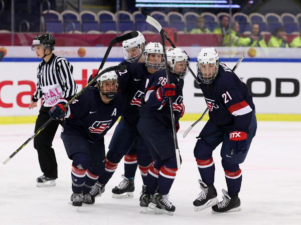 Team USA Women Win World Championship 25d6d3c64