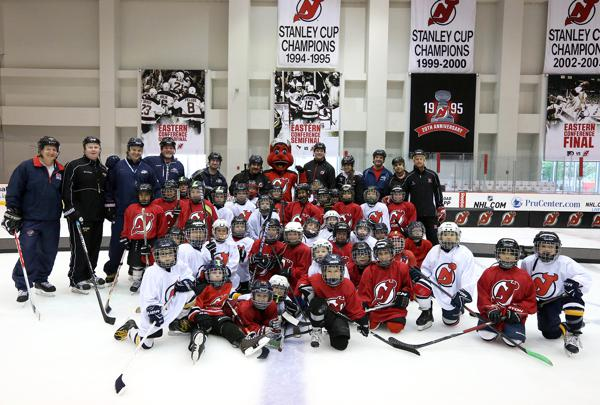 huge selection of 5e847 7b3d7 New Jersey Devils Warm to Youth Player Development