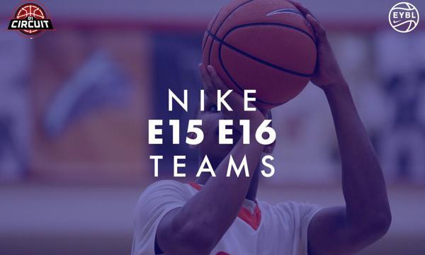NOW LIVE: 2019 Nike E16 & E15 Schedule & Pools