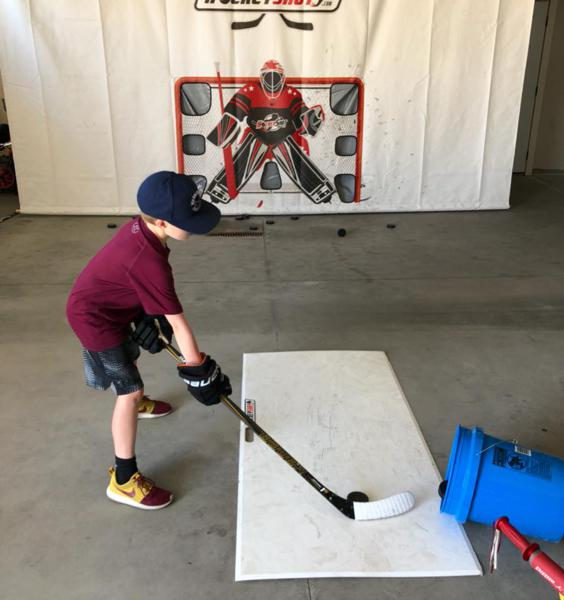 Know The Benefits Of Hockey Training At Home