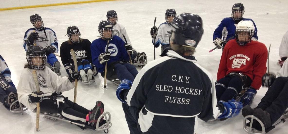 Center State Youth Hockey Association