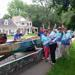 The Manitou Days Parade in White Bear Lake on June 19 was a great occasion for sharing our mission.