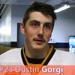 Dustin Gorgi is the newest member of the Battlefords North Stars and a 20-year-old forward, who will be coming to camp. Photo Courtesy of Olds Grizzlys