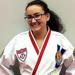 Holly Kernan with Legacy Martial Arts at the North Shore Winter Club.