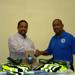 BFA present Safety and Security Equipment to PHC