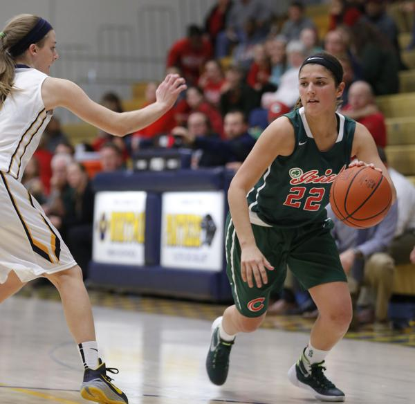 findlay single catholic girls Cantrell's best season came during her junior year when she earned four all-america accolades in a single  and girls ' basketball, and  baptist catholic .