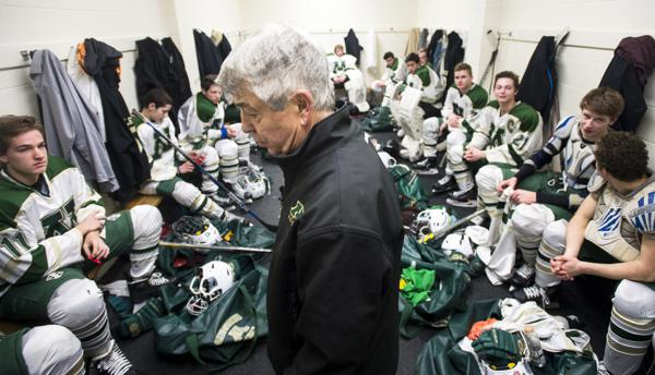 MN H.S.: More Than 700 Wins Later, Mayo Coach Still Savors That Learning Look
