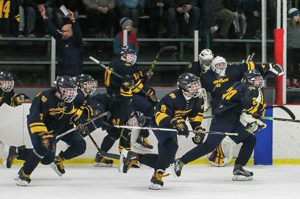 MN H.S.: Totino-Grace Upsets Top-seeded Mahtomedi In Section Semifinals
