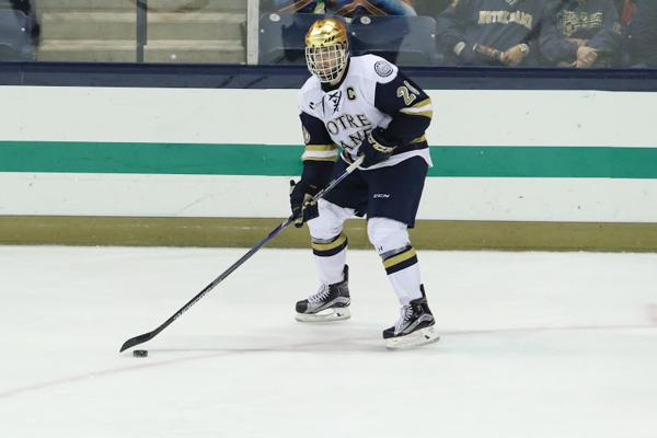 NCAA: From Edina To Irish - State Of Hockey Represented In South Bend
