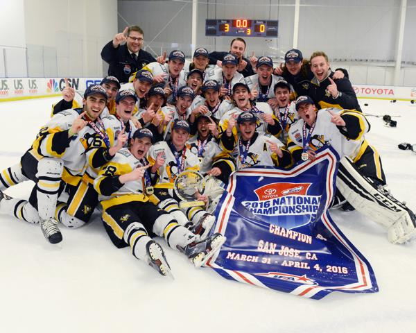 Penguins Shut Out Culver To Win Youth 18u Championship
