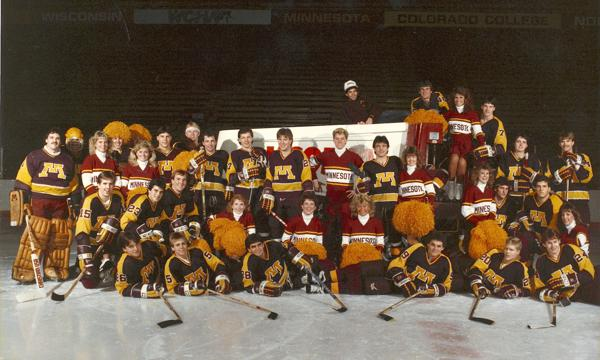 WCHA: The Team Picture (video)