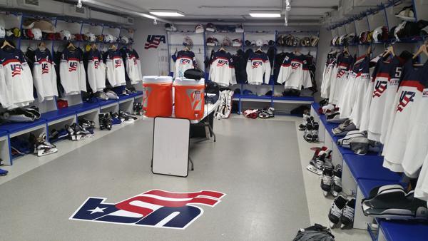 Team USA Faces France at 9:15 a.m. ET