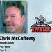 Chris McCafferty to coach Pee Wee Tier II team in 2020-21 season