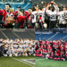 Photo's of 2015 Championship Teams (MFLM & MMJFL) (East Side Eagles & St. Vital Mustangs)