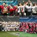 Photo's of 2015 Championship Teams (MFLM & MMJFL) (East Side Eagles & St. Vital Mustangs)