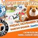 Teddy Bear Toss scheduled for rival night on Nov 25th