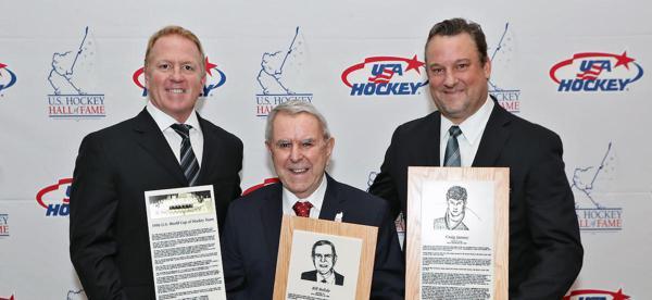 Class Of 2016 Enshrined Into U.S. Hockey Hall Of Fame