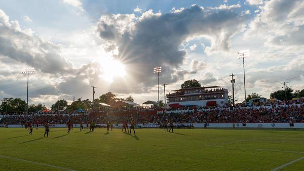 Richmond Council Approves Kickers City Stadium Lease