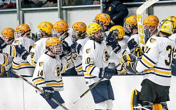 MN H.S.: Class A No. 2 Breck Shows Its Muscle Against Minneapolis, Advances To Section Title Match With No. 3 Delano