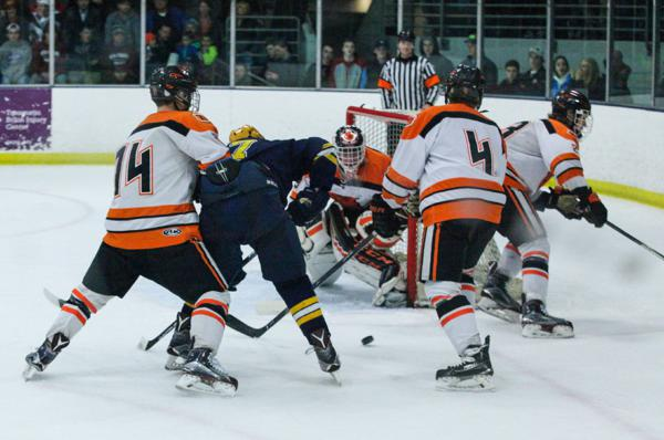 MN H.S.: Class 1A - Year Of The Tiger? Delano Earns First State Berth With Win Over Breck