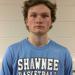Sean Heine a junior forward on Shawnee