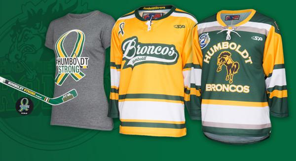 Humboldt Strong merchandise available at Riders Store fe896699b993