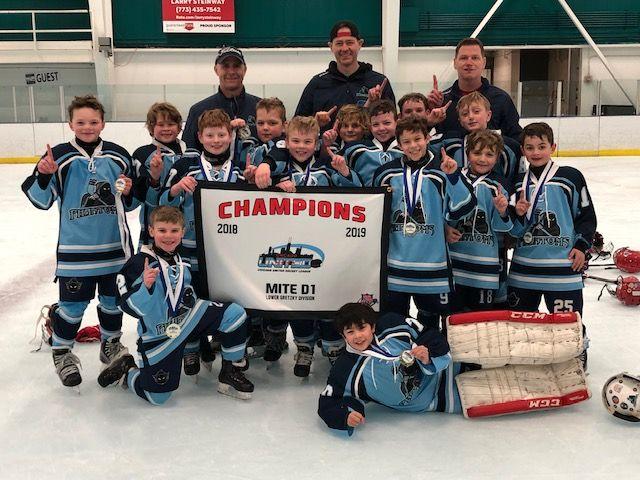 Darien Phantoms Hockey Club