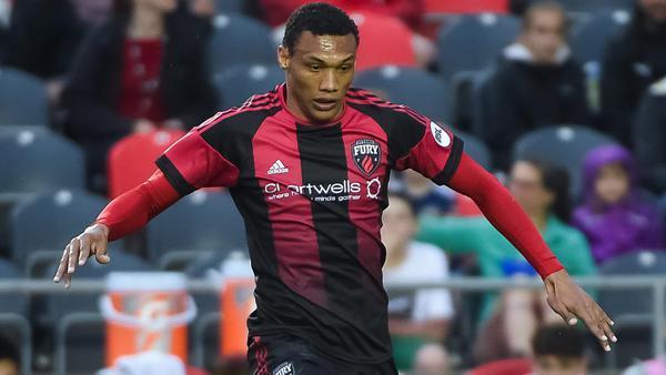 Dos Santos Makes Move to Riverhounds SC