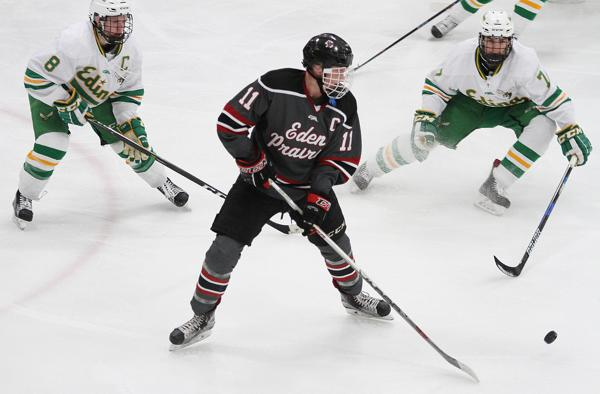 MN H.S.: NHL Central Scouting Rankings Show 2017 Draft Class Could Be Minnesota Strong
