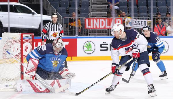 Worlds: Finland Halts Team USA's Run