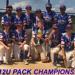 All Out 12U Pack Future Stars Tournament Champions