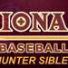 Hunter Sibley from Millville High School commits to Iona College