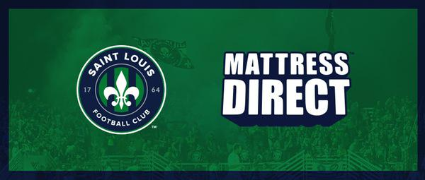 STLFC Announce Partnership with Mattress Direct
