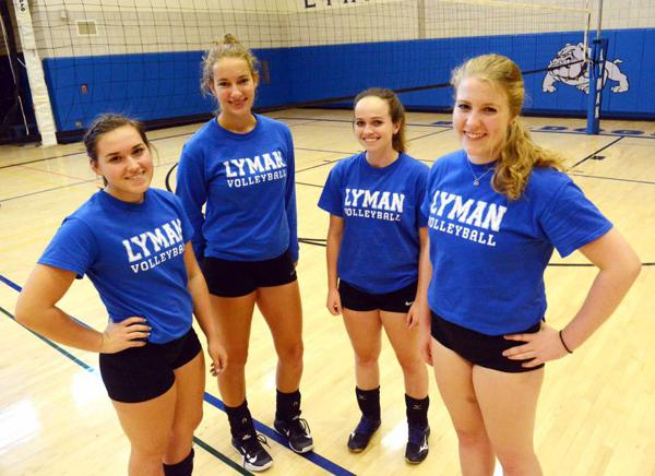 Lyman Volleyball Aiming For Class S Repeat A Serve At A Time